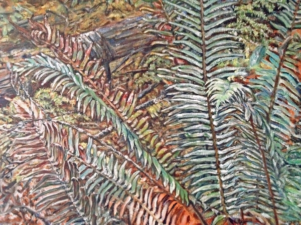Fern Detail